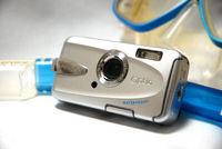 ペンタックスから発売された防水・防塵設計のアウトドア派デジカメ「W30」