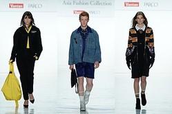 「アジアファッションコレクション」で勝ち残った若手ブランドが池袋パルコで展示販売