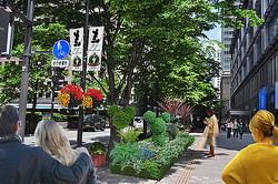 丸の内と横浜ランドマークが「ディズニー」一色に 連動イベント10月開催