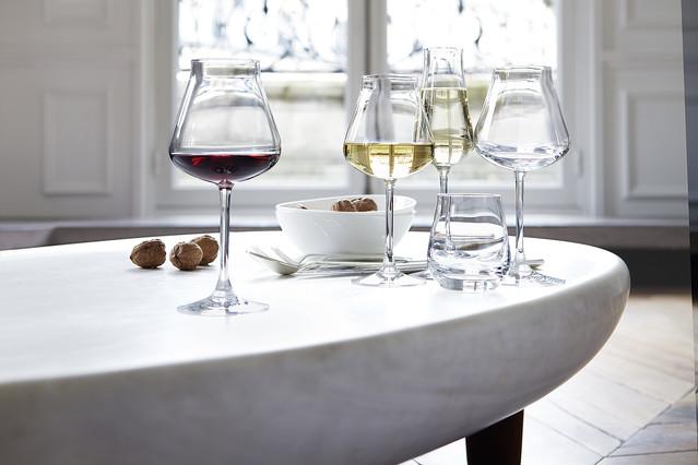 バカラがワインのためのグラス『シャトーバカラ』を発売