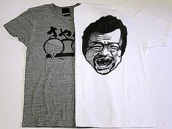松本人志最新映画「さや侍」の公式Tシャツ BEAMS Tから