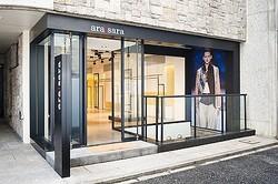 アライサラ、伝統を発信する旗艦店オープン