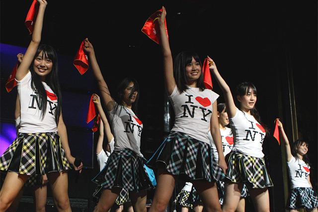 AKB48 Live in NY