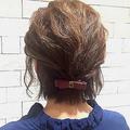 ショートヘアのためのイメチェンアレンジ! 10分でできるふんわり波ウェーブセット!