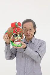 世界的サイケデリック・マスター田名網敬一が新作展 キャンバスはTシャツ100枚