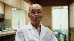 日本が世界に誇る寿司職人・小野二郎は大正14年生まれ。ヒュー・ジャックマンも同店のファンだ/[c]2011 Sushi Movie, LLC