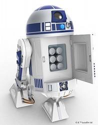 「R2-D2TM型移動式冷蔵庫」  - (C)& TM Lucasfilm Ltd.