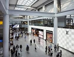 世界初ルイ・ヴィトンの免税店、韓国「仁川空港」にオープン