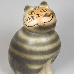 「リサ・ラーソン展」松屋銀座にて開催 - 北欧を代表する陶器デザイナーの作品を初期から最新作まで