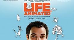 映画が自閉症青年を救う!(画像は『ライフ、アニメイテッド(原題)』の公式サイトのスクリーンショット)