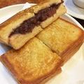 レトロ喫茶店「ショパン」 あんこを挟んだ絶品ホットサンドを実食