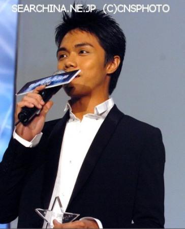 【華流】香港歌手ヒンズ・チャン、同性愛をカミングアウト