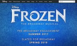 「アナと雪の女王」舞台上演へ、ブロードウェイミュージカル化が決定。