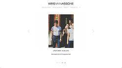 【生中継】クリス ヴァン アッシュがフォト更新-2013年春夏パリ・メンズ3日目
