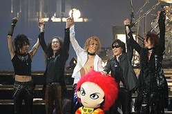 X JAPAN のドキュメンタリー!  - Jun Sato / WireImage / Getty Images