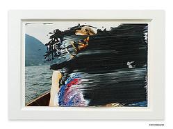 巨匠リヒターが表紙 ポスター型アートマガジン福島から創刊