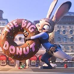 ウサギ警官が泥棒イタチを追跡ズートピア新映像でネズミの