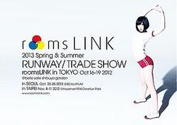 ファッションイベントroomsLINK、アジア3カ国開催と秋葉アイドル起用の理由