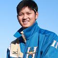 日本ハム大谷翔平投手