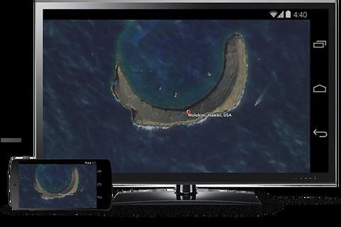 Google、スティック型デバイス「Chromecast」でHDMI接続によるテレビなどへのAndroid搭載機器の画面を表示することが可能に