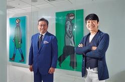 GMOインターネット代表取締役会長兼社長・グループ代表 熊谷正寿(くまがい・まさとし)1963年、長野県生まれ。81年、國學院高等学校中退。その後放送大学に第1期生として入学するも除籍に。91年ボイスメディア(現・GMOインターネット)を設立、代表取締役就任。95年インターネット事業をスタート。2005年6月東京証券取引市場第一部に上場。