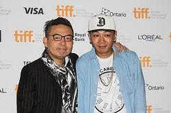 トロント映画祭に参加した園子温監督、YOUNG DAIS