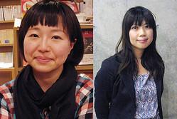 (左から)朴美和監督、加藤綾佳監督