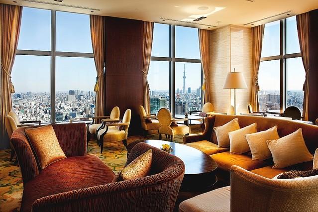 シャングリ・ラ ホテル 東京「ザ・ロビーラウンジ」にて本場の 『プディング アフタヌーンティー』を期間限定で提供