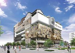 商業施設「プレミア ヨコハマ」横浜センター北に10月25日開業