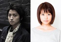 藤原竜也と有村架純が初共演、映像化争奪戦の人気マンガを映画化。