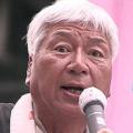 スマイル党総裁のマック赤坂氏