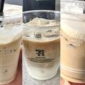 コンビニのアイスカフェラテを飲み比べ 大手3社の特徴を紹介