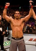 UFCデビューを勝利で飾ったノゲイラ
