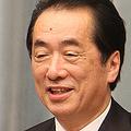 菅氏は首相在任時に中部電力浜岡原子力発電所(静岡県御前崎市)の停止を「要請」した(2011年撮影)