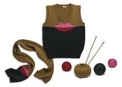 KENZO編み物キットを発売 アーカイヴニットを手作りでクリスマスに