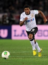 コリンチャンスのブラジル代表MFパウリーニョがトッテナムに移籍間近