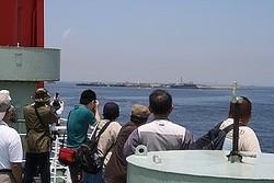 東京スカイツリーやゲートブリッジも。年一回の「東京湾特別周遊クルーズ」