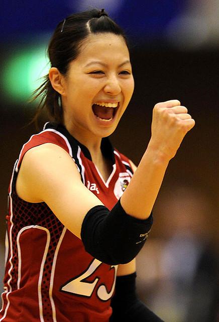 滝沢ななえ / Vプレミアリーグ女子 2008/2009