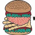 「人肉ハンバーガー」をイギリスで配布 「ウォーキング・デッド」のシーズン5を記念したもの