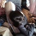 AKB48横山由依の寝相がヒドいと話題 「総監督お疲れですね…」