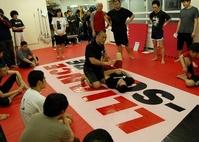 大好評、高阪剛のTK式格闘学会!次回開催は7月8日となる!