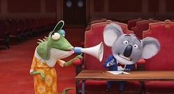 特大ヒット中の『SING/シング』がV3!  - (C) Universal Studios.