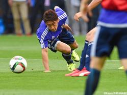 日本の10番、W杯への決意…香川「澤さんのような存在に」