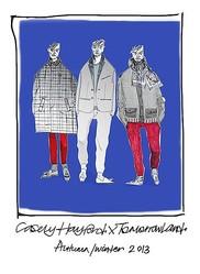 トゥモローランド×ケイスリー・ヘイフォード 限定メンズコレクション誕生