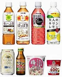 「キリンプラス-アイ」の商品ラインアップ
