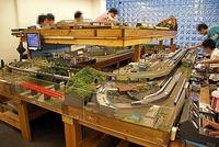 「れんたるポポ鉄道」の全景