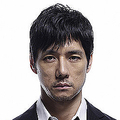 『MOZU Season2 〜幻の翼〜』より西島秀俊 写真:倉木尚武