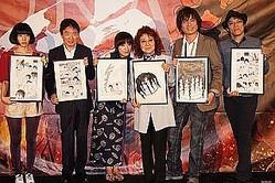 野沢雅子「この作品は何かあると思った」-アニメ映画『アシュラ』舞台あいさつ