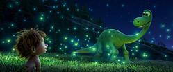 『アーロと少年』 (C)2015 Disney/Pixar. All Rights Reserved.