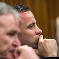 法廷でのオスカー・ピストリウス被告(画像はnews24.com/SouthAfricaのスクリーンショット)